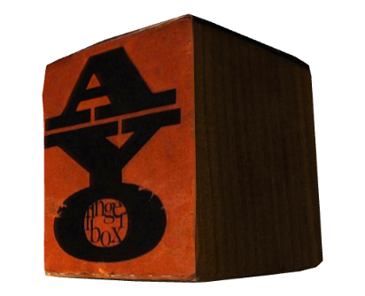 Figure 5. Ay-O, Finger Box, ca. 1964. 3D rendering. Courtesy UI Libraries, ATCA Collection.