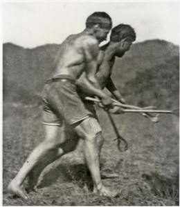 Cherokee Stickball, American Philosophical Society, Frank Speck collection.