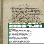 Transcribing Manuscripts Online with EMMO